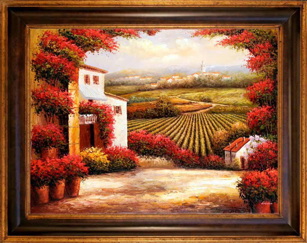 Catrina's Ranch Interiors Fine Art