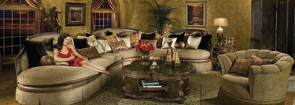Amazing Catrinau0027s Ranch Interiors Custom Furniture