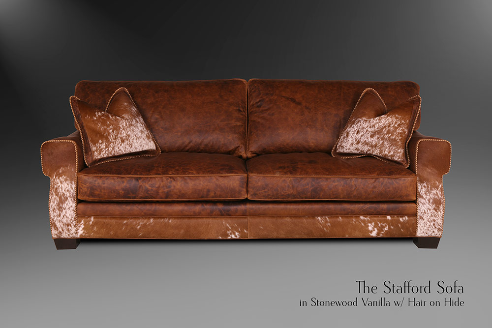 Eleanor Rigby San Antonio Texas Leather Rustic Furniture