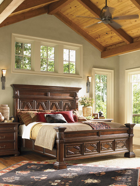 Pine Lakes Bed