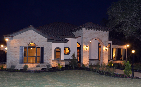 "Catrina's Ranch Interiors, ""Best Furnishings"" Award Winner in the San Antonio Parade of Homes 2012"