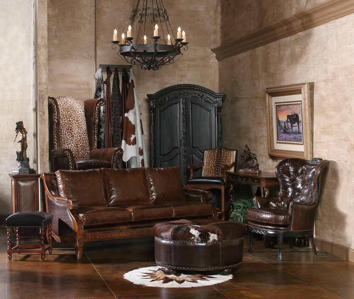 Showroom Furniture, Texas Hill Country Leather Interiors