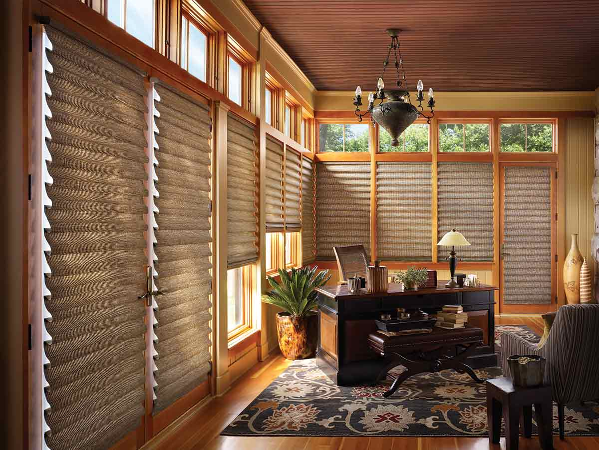 Hunter Douglas Curtains and Window Treatments
